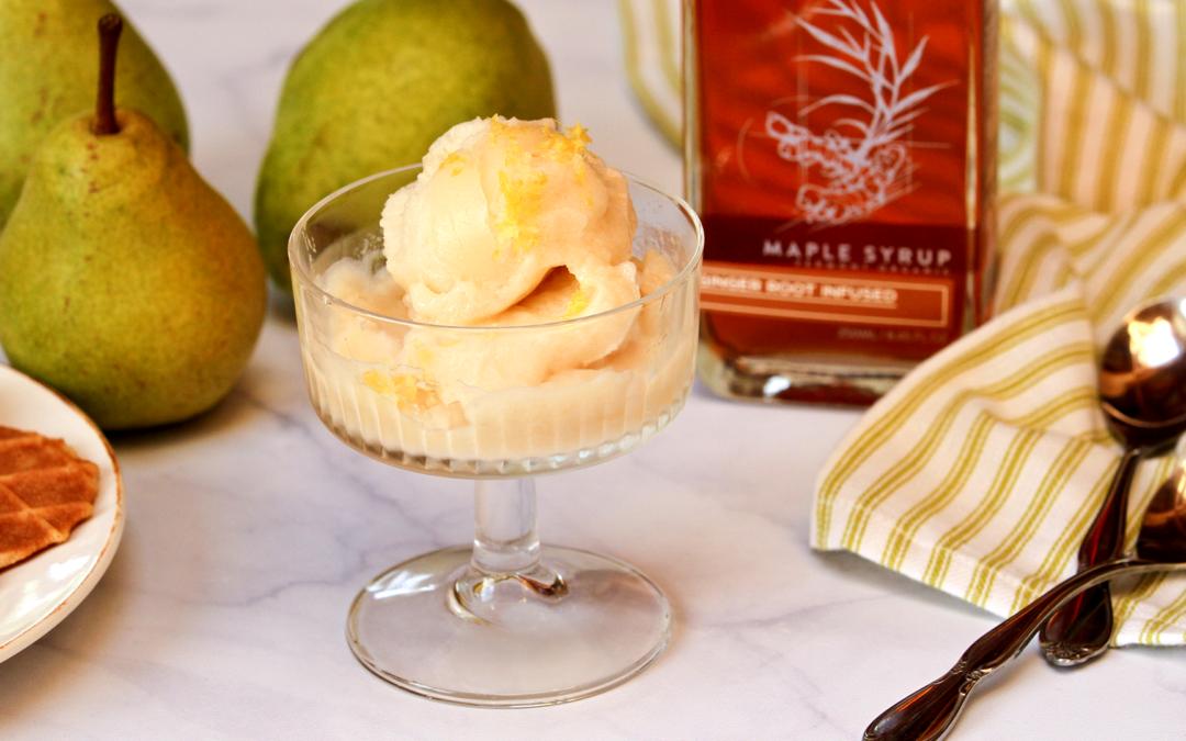 Pear Ginger Maple Sorbet 2 1080×675