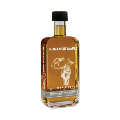 Smoked Maple Syrup by Runamok Maple