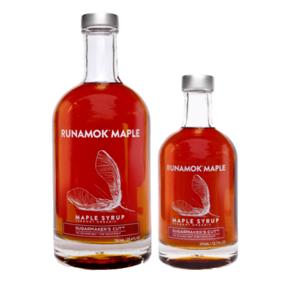 Sugarmaker's Cut Maple Syrup by Runamok Maple