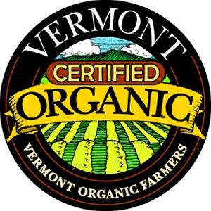 Vermont Certified Organic 1