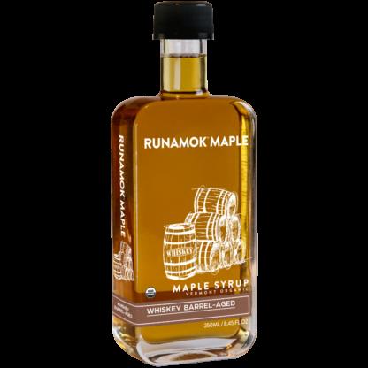 Whiskey Barrel-Aged Maple Syrup by Runamok Maple