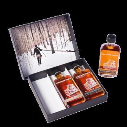 Barrel aged Gift Box by Runamok