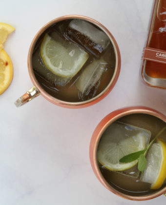 Maple Moscow Mule by Runamok Maple
