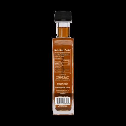CinnamonVanilla Side Ingredient 2019