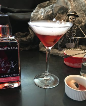 Halloween Cocktail by Runamok Maple