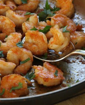 Shrimp and maple syrup by Runamok Maple' WHERE `wp_postmeta