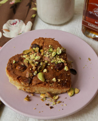 Cardamom Maple Brownies by Runamok Maple