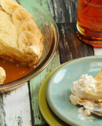 Banana Maple Cream Pie by Runamok Maple