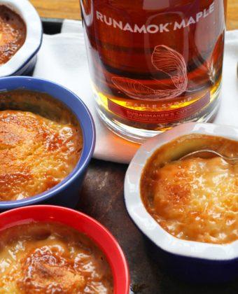 Pudding Chomeur by Runamok Maple