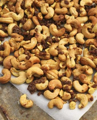 Maple Party snacks by Runamok Maple