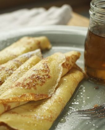 crepesMaple syrup and crepes by Runamok Maple