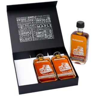 Barrel-Aged Gift Box Set by Runamok Maple