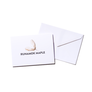 Gift Certificates by Runamok Maple
