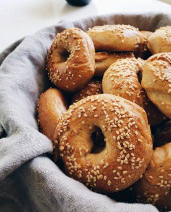 Sourdough Bagels by Runamok Maple