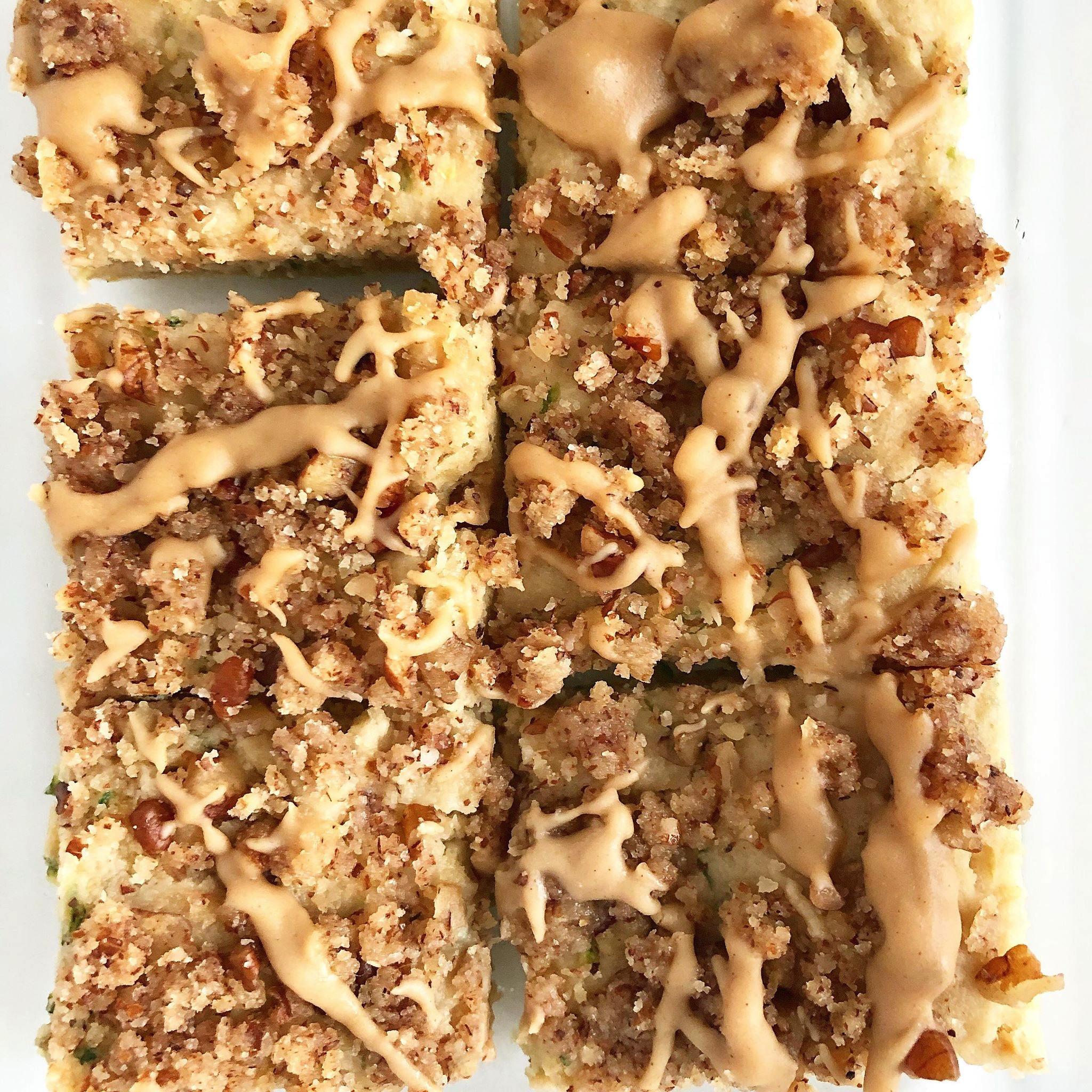 zuccchini cake