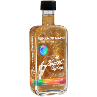 Sparkle Syrup by Runamok Maple