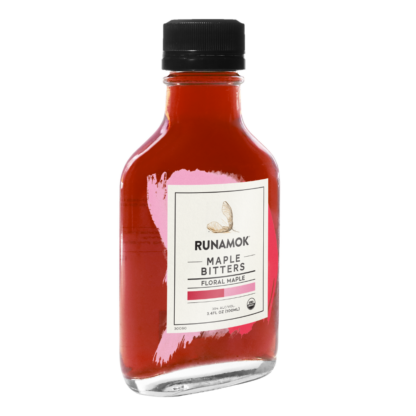 Floral Maple Bitters by Runamok Maple