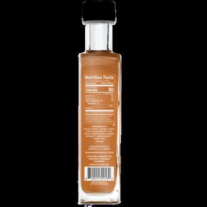 Maple Tonic Side