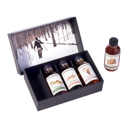 Sugarmaker's Gift Box by Runamok Maple