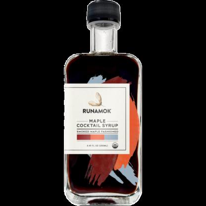 Smoked Old Fashioned by Runamok Maple