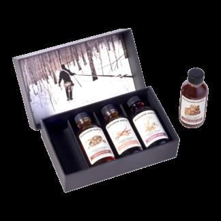 Vermonter's Gift Box by Runamok Maple