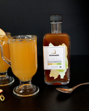 Maple Ginger Mule Cocktail Mixer by Runamok Maple