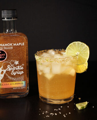 Sparkle Syrup by Runamok Maple