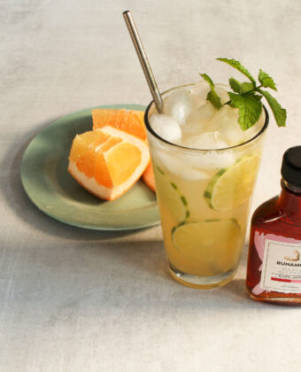 Maple Tonic Cocktail Mixer by Runamok Maple