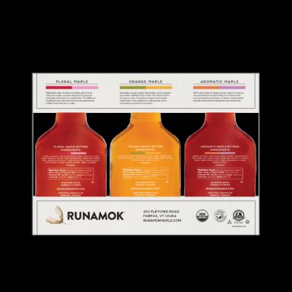 1001 Runamok Bitters 3Pack Back Mock