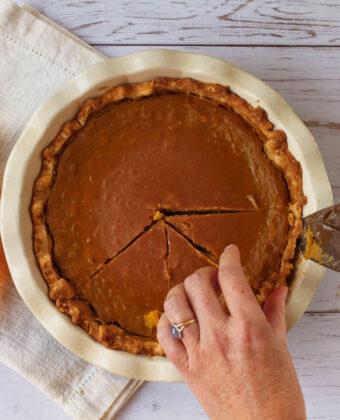Pumpkin Pie by Runamok Maple