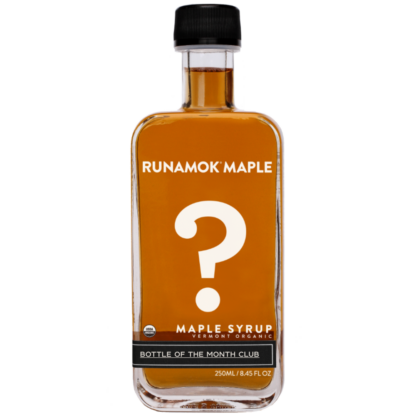 Maple Syrup Club by Runamok Maple