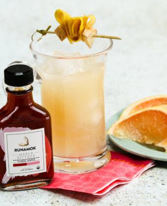 Grapefruit Shandy by Runamok Maple