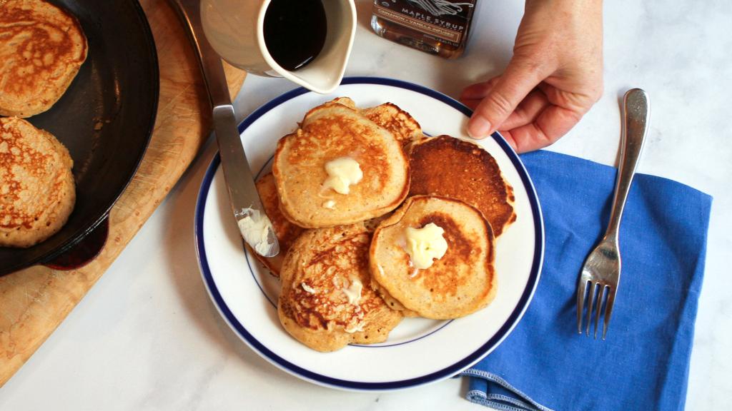 Lot o Grain Pancakes