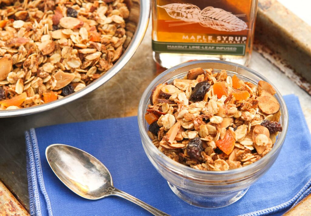 maplegranola