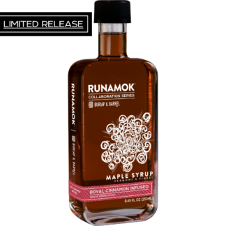 Royal Cinnamon Infused Maple Syrup by Runamok Maple