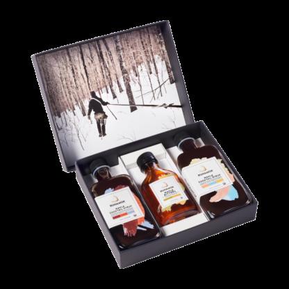 Old Fashioned Gift Box by Runamok Maple