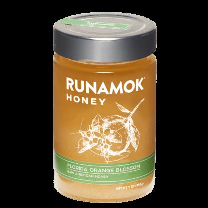 Florida Orange Blossom Honey by Runamok