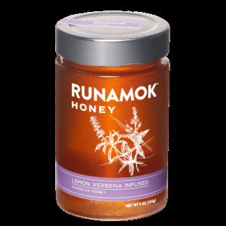 Lemon Verbena Infused Honey by Runamok